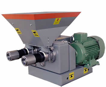 KK40 F Universal Seed Oil Press With A Seed capacity of 40 kg/h.