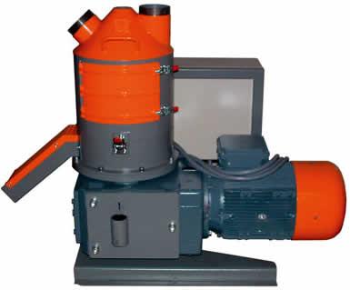 KKP 200 F pellet press 200kgh KKP 300 F pellet Press 300kgh